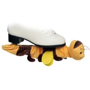The bumblebee skate covers!